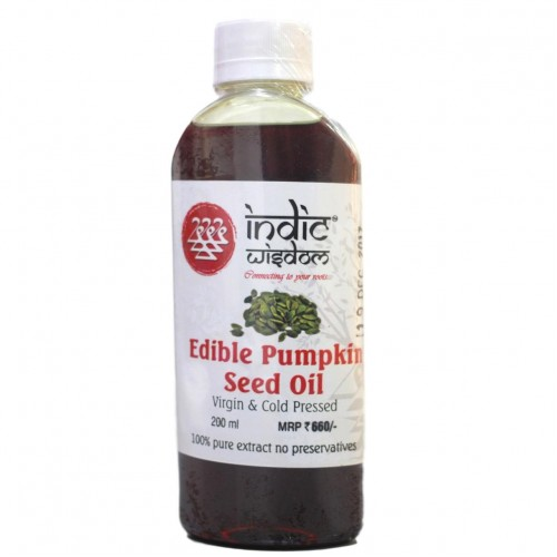 Cold Pressed Pumpkin Seed Oil 1 liter