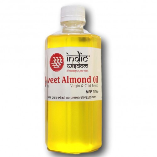 Cold Pressed Sweet Almond Oil 1Litre