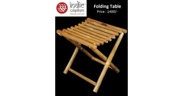 Attractive Bamboo Folding Table Is Handmade, Sturdy And Ecofriednly Furniture. Bamboo  Table, Bamboo Furniture